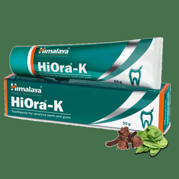 Зубная паста Hiora-K