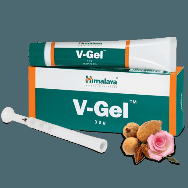V-гель