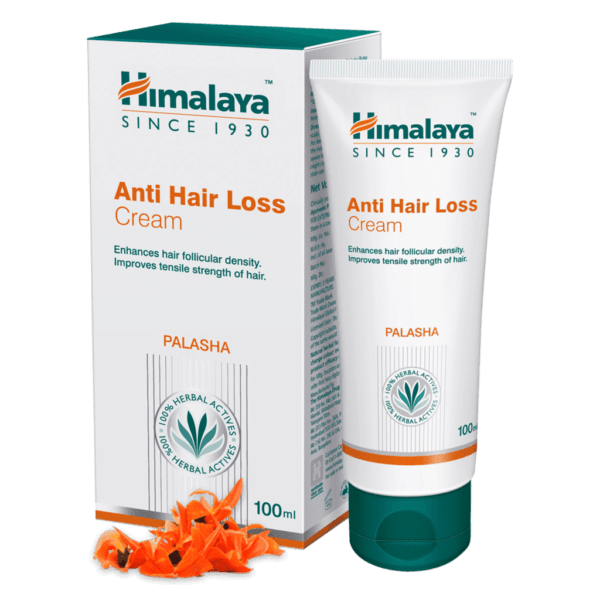 Крем против выпадения волос