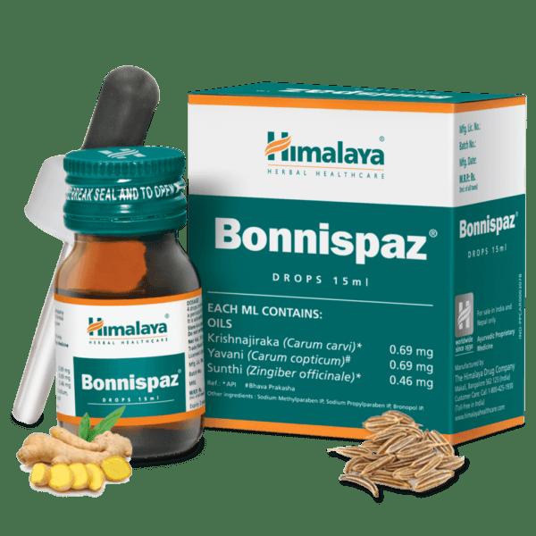 Капли Бонниспаз