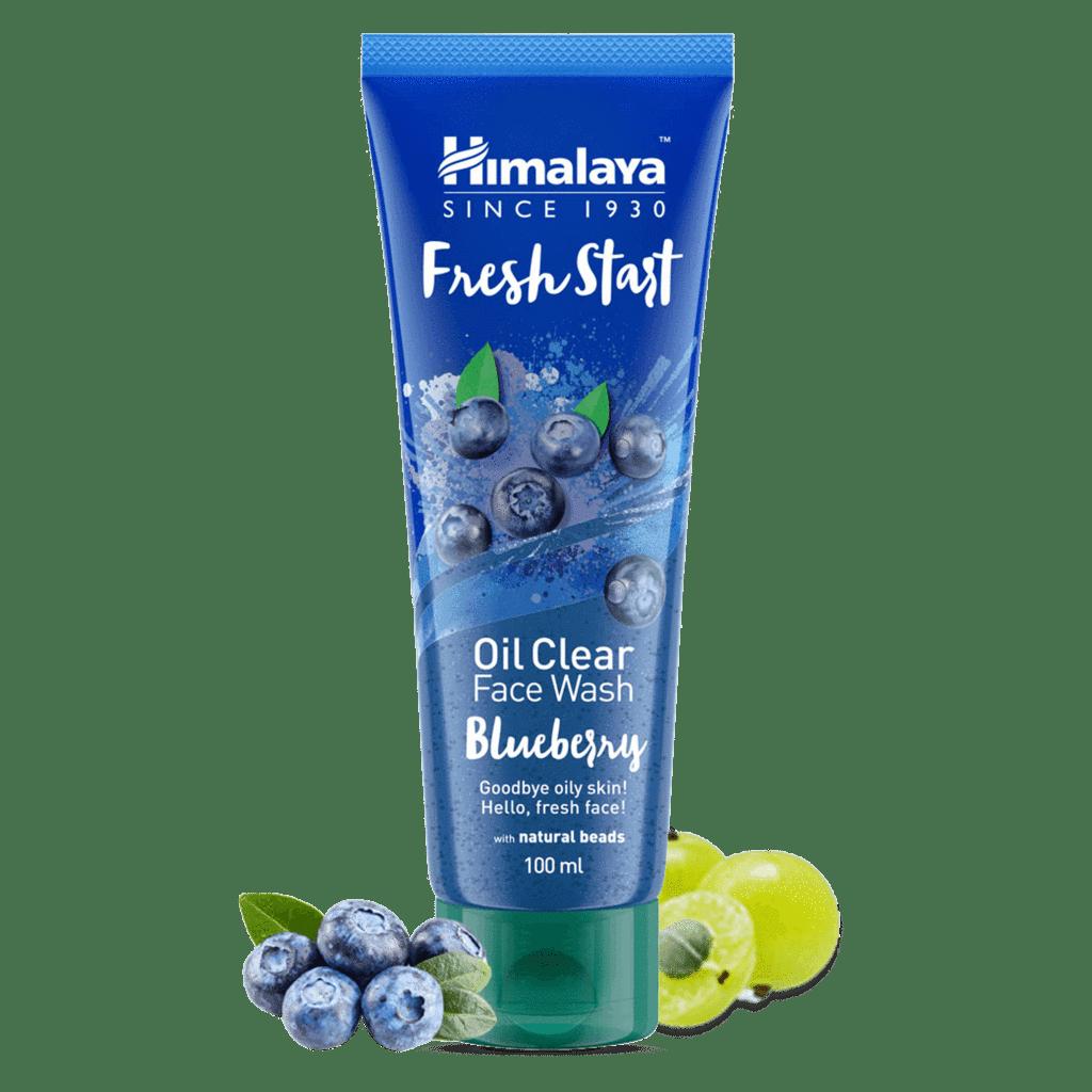 Очищающее средство для лица с голубикой