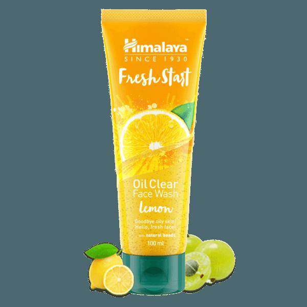 Очищающее средство для лица с лимоном