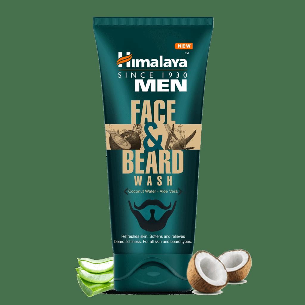моющее средство для лица и бороды