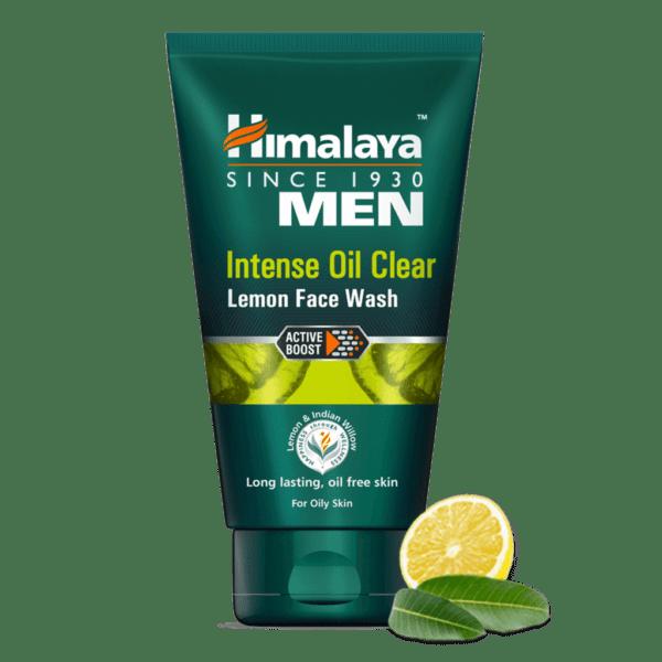 интенсивно очищающее средство для лица с лимоном